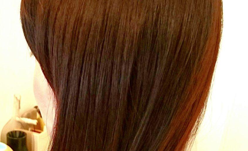白髪染め 傷ま ない
